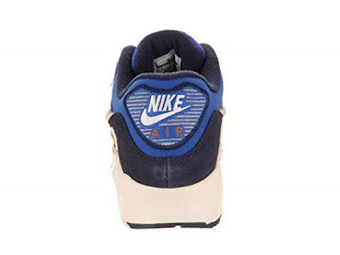 Nike Air Max 90 Premium SE Men's Shoe - Blue Image 3