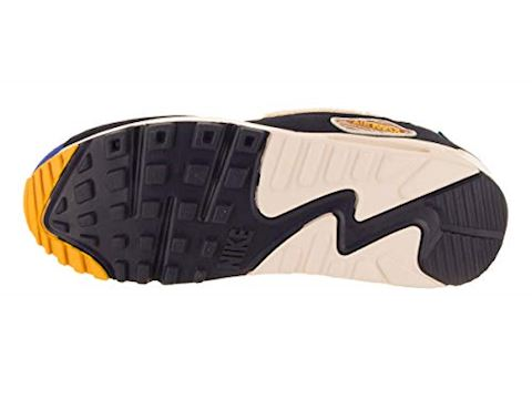 Nike Air Max 90 Premium SE Men's Shoe - Blue Image 4