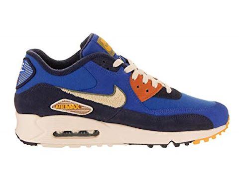 Nike Air Max 90 Premium SE Men's Shoe - Blue Image 5