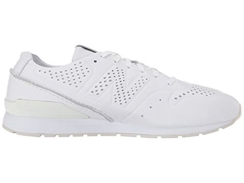 New Balance 996 Leather Men's Footwear Outlet Shoes Image 8