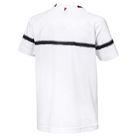 Puma AC Milan Kids SS Away Shirt 2018/19 Image 4