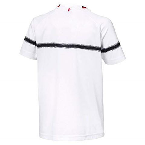 Puma AC Milan Kids SS Away Shirt 2018/19 Image 6