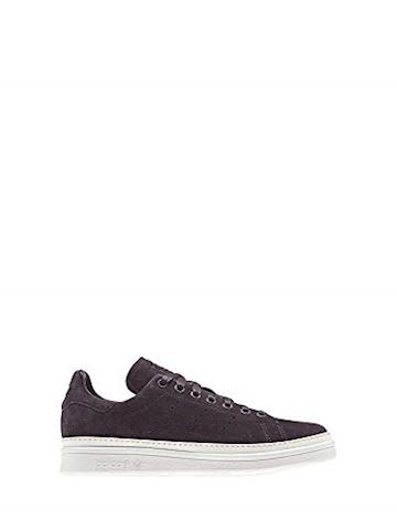 adidas  STAN SMITH NEW BOLD W  women's Shoes (Trainers) in Purple Image 2