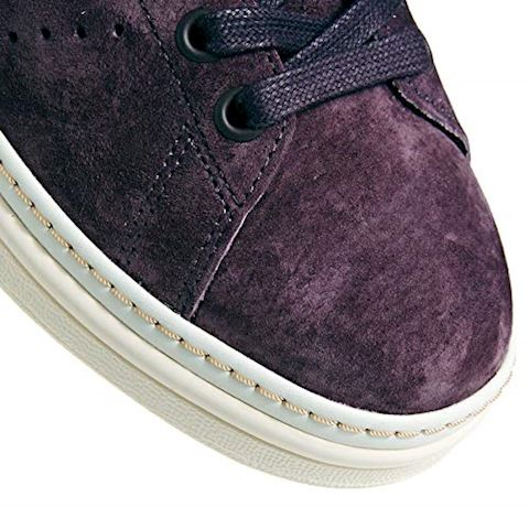 adidas  STAN SMITH NEW BOLD W  women's Shoes (Trainers) in Purple Image 7