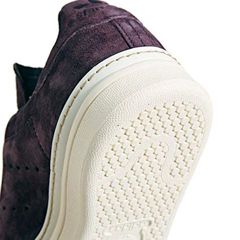 adidas  STAN SMITH NEW BOLD W  women's Shoes (Trainers) in Purple Image 8