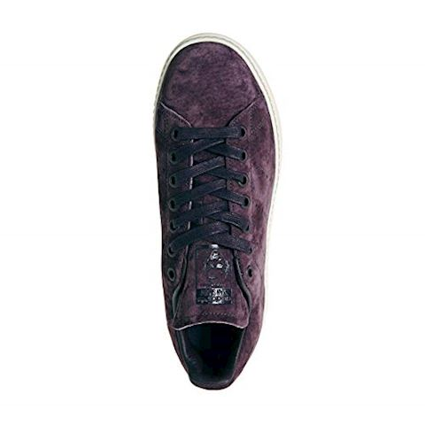 adidas  STAN SMITH NEW BOLD W  women's Shoes (Trainers) in Purple Image 10