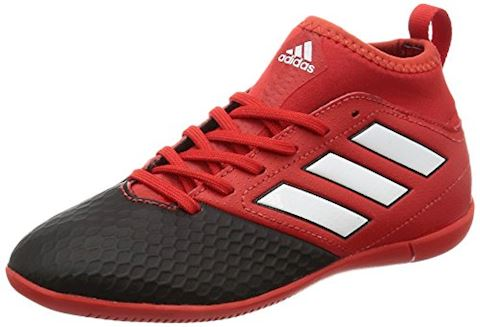 size 40 8ca4e 0eea8 adidas Ace 17.3 Primemesh Red Limit Pack Indoor Kids Football Boots Red