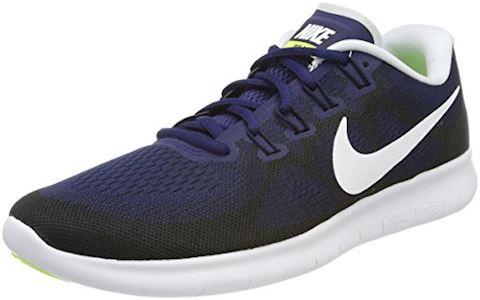 Nike Free RN 2017 Men's Running Shoe - Blue Image
