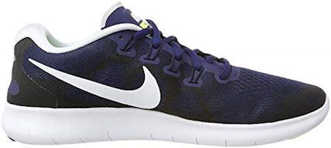 Nike Free RN 2017 Men's Running Shoe - Blue Image 13