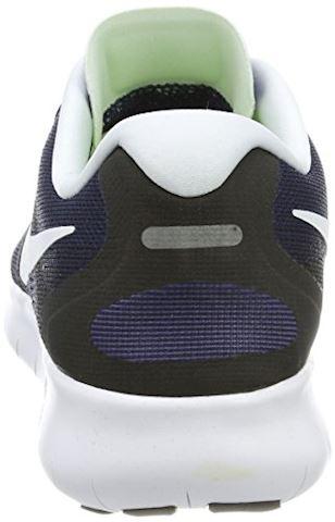 Nike Free RN 2017 Men's Running Shoe - Blue Image 2