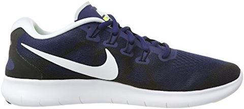 Nike Free RN 2017 Men's Running Shoe - Blue Image 6