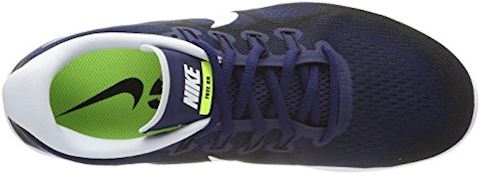 Nike Free RN 2017 Men's Running Shoe - Blue Image 7