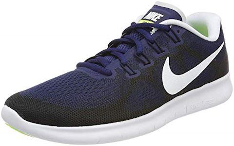 Nike Free RN 2017 Men's Running Shoe - Blue Image 8