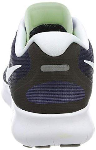 Nike Free RN 2017 Men's Running Shoe - Blue Image 10