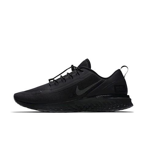 Nike Odyssey React Shield Water-Repellent Men's Running Shoe - Black Image