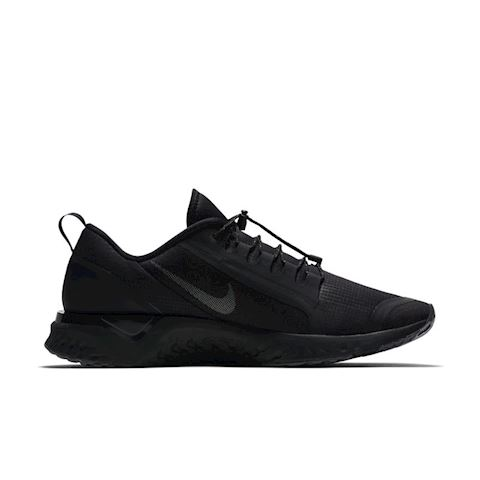 Nike Odyssey React Shield Water-Repellent Men's Running Shoe - Black Image 3