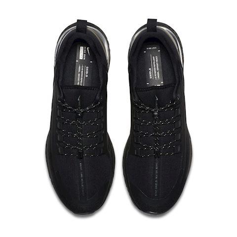 Nike Odyssey React Shield Water-Repellent Men's Running Shoe - Black Image 4
