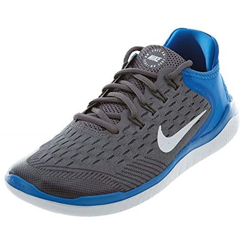 c7ae982810de Nike Free RN 2018 Older Kids Running Shoe - Grey Image