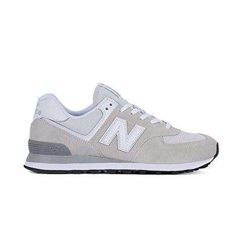 New Balance  ML574  men's Shoes (Trainers) in White Image