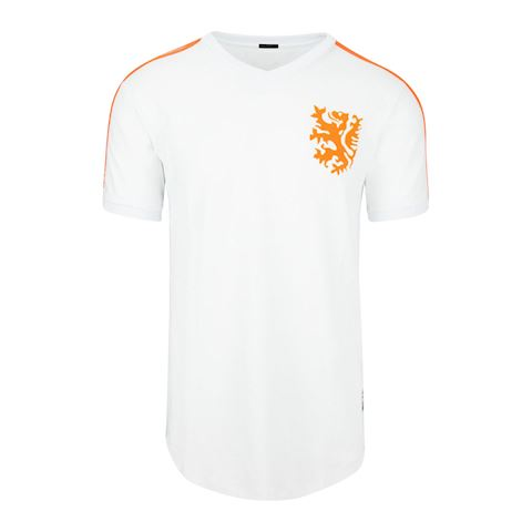 Netherlands Mens SS Home Shirt 1974 Image