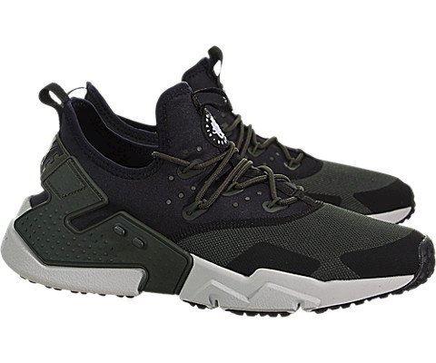 designer fashion 10496 b5d1c Nike Air Huarache Drift Men's Shoe - Olive