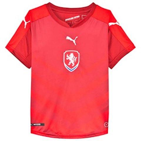Puma Czech Republic Kids SS Home Shirt 2016 Image