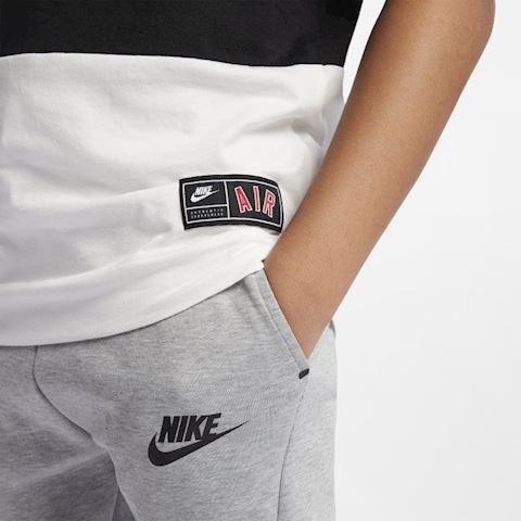 Nike Air Older Kids' (Boys') Short-Sleeve Top - Red Image 4