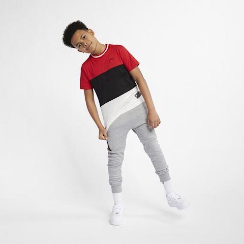 Nike Air Older Kids' (Boys') Short-Sleeve Top - Red Image 5
