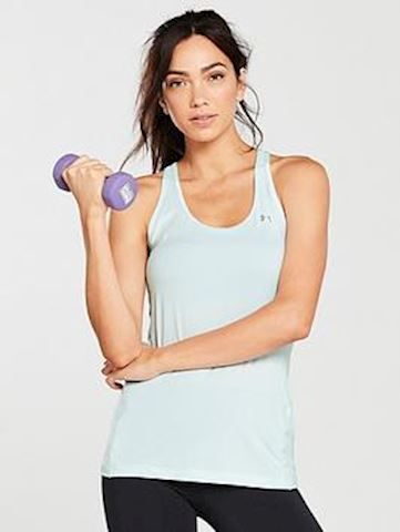 Under Armour Women's UA HeatGear Armour Racer Tank Image