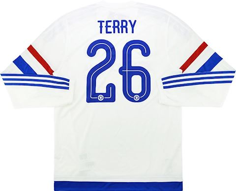 adidas Chelsea Mens LS Player Issue Away Shirt 2015/16 Image