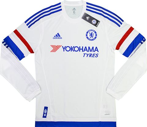 adidas Chelsea Mens LS Player Issue Away Shirt 2015/16 Image 3