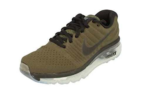 cheap for discount 594be a3cad Nike Air Max 2017 Older Kids'Running Shoe - Brown