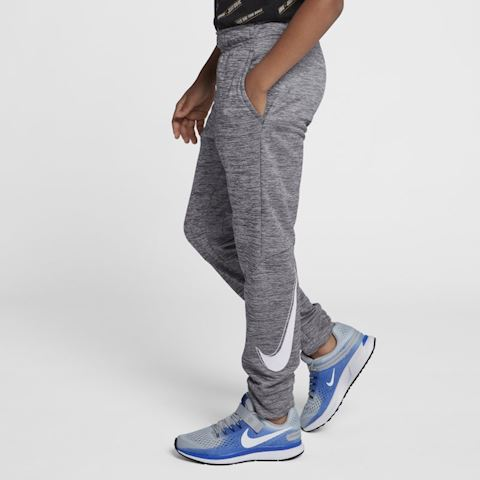 Nike Dri-FIT Therma Older Kids' (Boys') Training Trousers - Grey Image