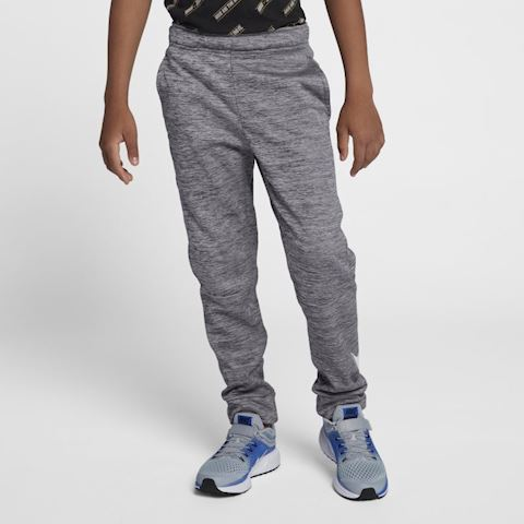 Nike Dri-FIT Therma Older Kids' (Boys') Training Trousers - Grey Image 2