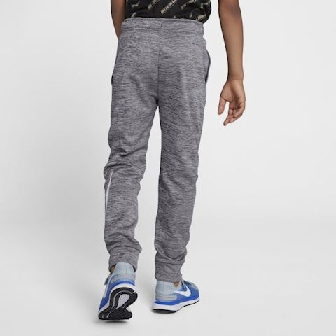 Nike Dri-FIT Therma Older Kids' (Boys') Training Trousers - Grey Image 3