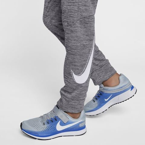 Nike Dri-FIT Therma Older Kids' (Boys') Training Trousers - Grey Image 4