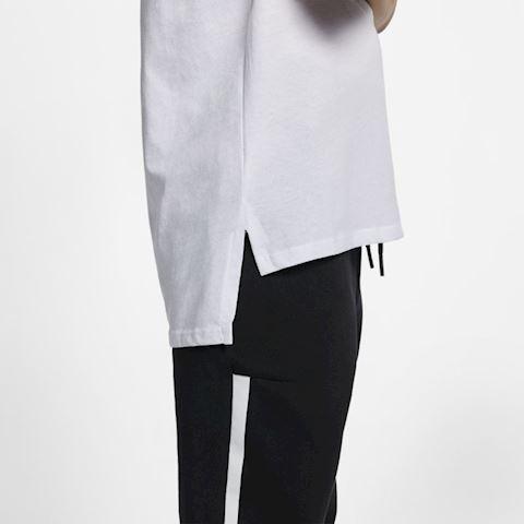 Nike Sportswear Older Kids' (Girls') T-Shirt - White Image 4
