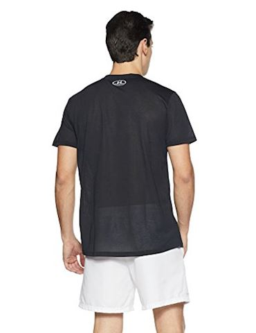 Under Armour Men's Threadborne Streaker Run V-Neck T-Shirt Image 2