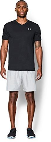 Under Armour Men's Threadborne Streaker Run V-Neck T-Shirt Image 5