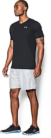 Under Armour Men's Threadborne Streaker Run V-Neck T-Shirt Image 7