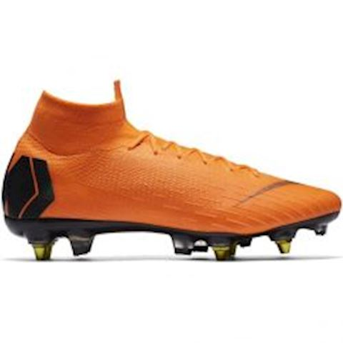 low priced 7a798 bbca0 Nike Mercurial Superfly 360 Elite SG-PRO Anti-Clog Soft-Ground Football  Boot - Orange