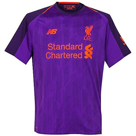 buy online c3520 adcc2 New Balance Liverpool Mens SS Away Shirt 2018/19