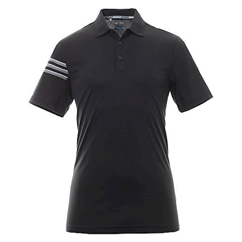 adidas Climacool 3-Stripes Club Crestable Polo Shirt Image