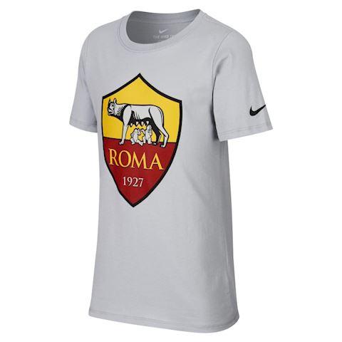 Nike A.S. Roma Older Kids'T-Shirt - Grey Image