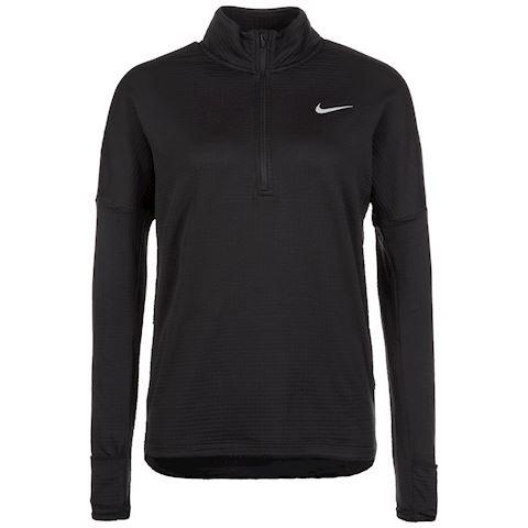 96671a1ac Nike Therma-Sphere Element Women's Long-Sleeve Running Half-Zip Top - Black
