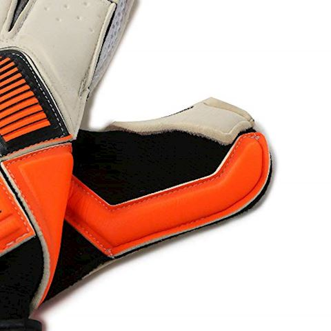 PUMA Goalkeeper Gloves One Grip 1 RC Uprising Pack - PUMA White/Shocking Orange/PUMA Black Image 3