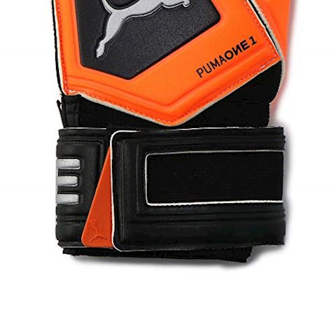 PUMA Goalkeeper Gloves One Grip 1 RC Uprising Pack - PUMA White/Shocking Orange/PUMA Black Image 5