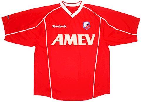 Reebok FC Utrecht Mens SS Home Shirt 2000/01 Image 2