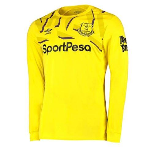 new product 50304 8ae78 Everton Mens LS Goalkeeper Home Shirt 2019/20