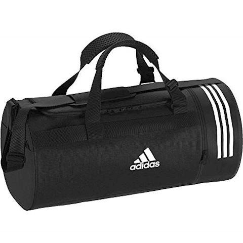 adidas Convertible 3-Stripes Duffel Bag Medium Image